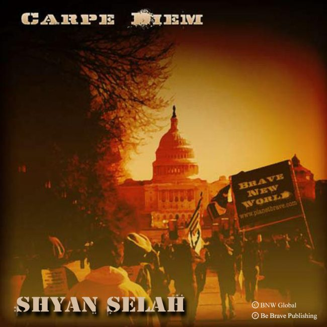 Shyan Selah - Carpe Diem single artwork