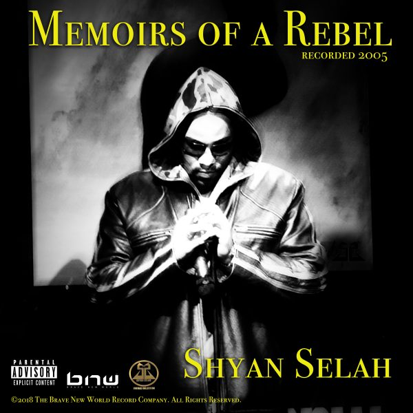 Memoirs of a Rebel - CD Artwork