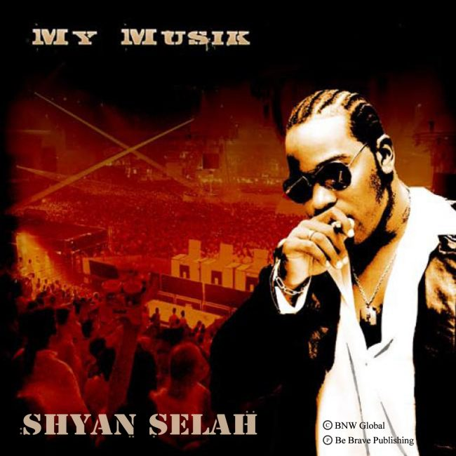 Shyan Selah - My Music-single artwork