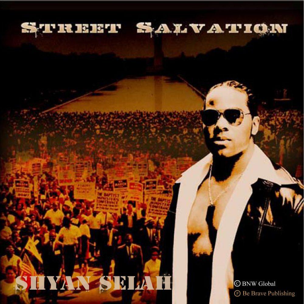 Shyan Selah - Street Salvation - single artwork