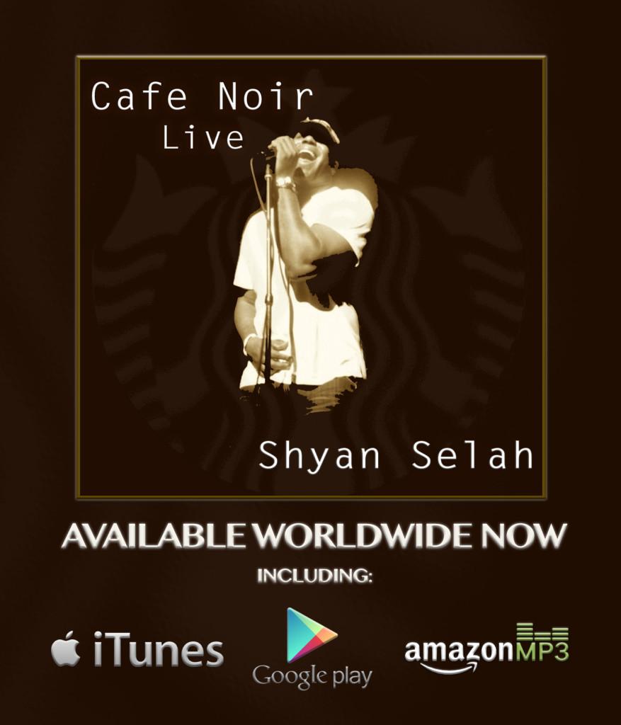 CAFE NOIR LIVE ALBUM PROMO FLYER cropped