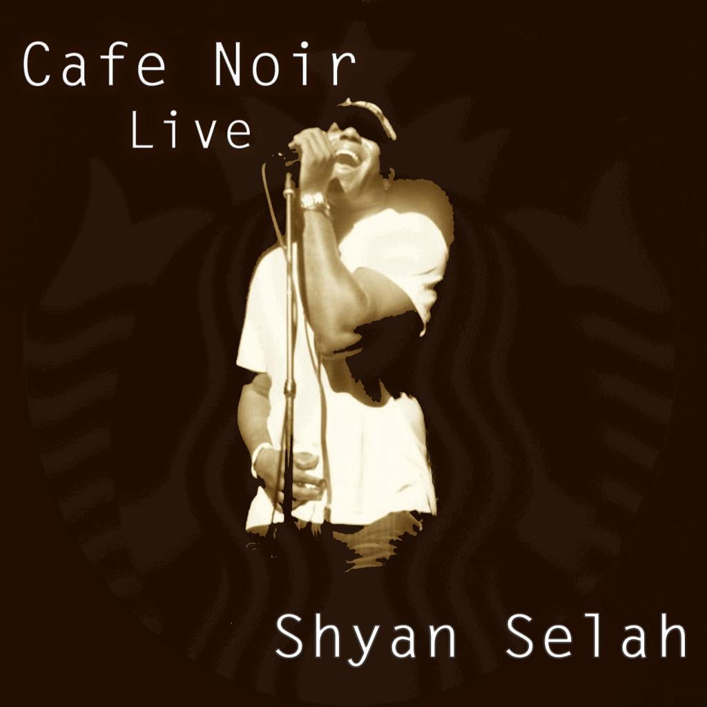 Cafe Noir Live Album Cover