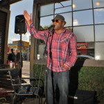 Shyan Selah Live at Starbucks Melrose & Stanley. The Cafe Noir Project. Photo by Michael Teehee. ©2015 BNW Global.