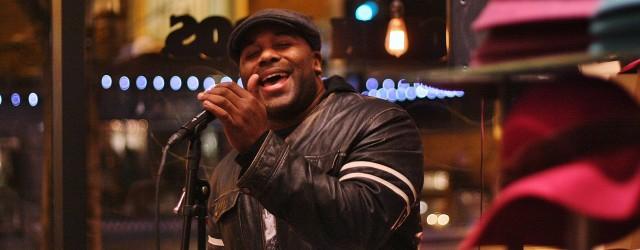 Shyan Selah Performing at Goorin Bros. in Seattle. Photo by Mike Teehee. © 2014 BNW Global.