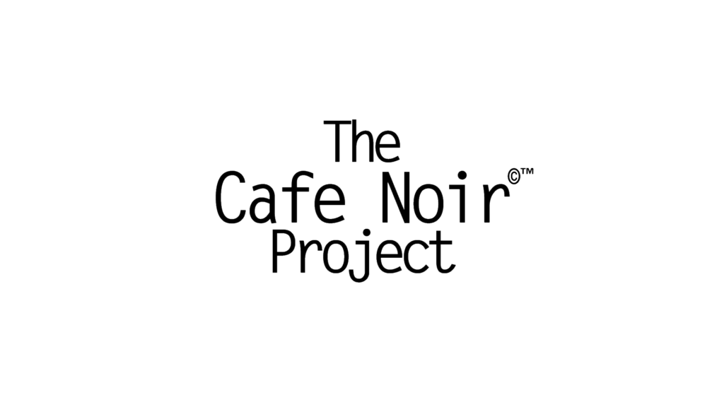 Cafe Noir Project Logo